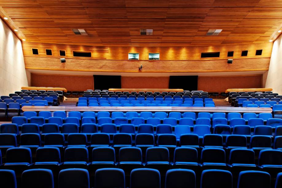 Teatro Anchieta - Sesc Consolação