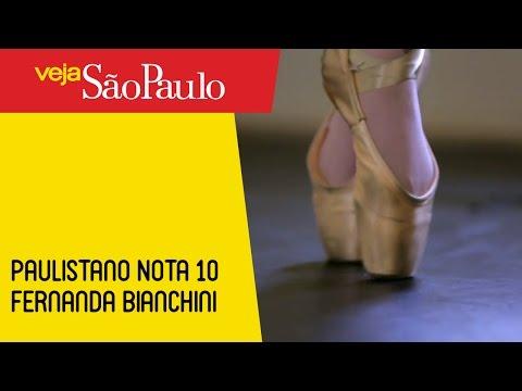 Paulistano Nota 10 – Fernanda Bianchini