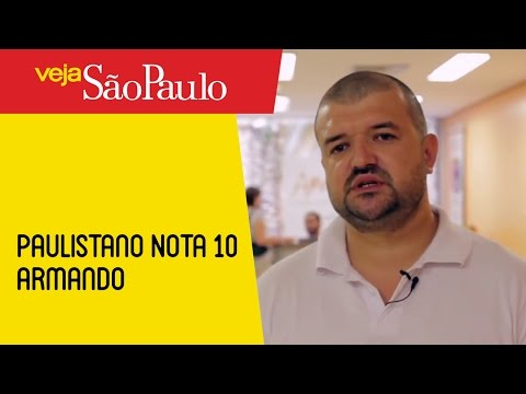 Paulistano Nota 10 – Armando