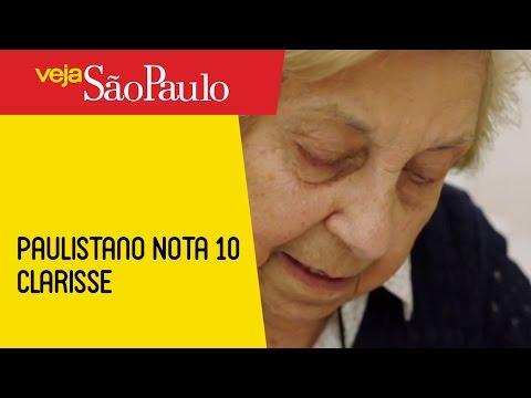 Paulistano Nota 10 – Clarisse
