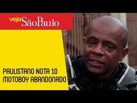 Paulistano Nota 10 – Motoboy Abandonado