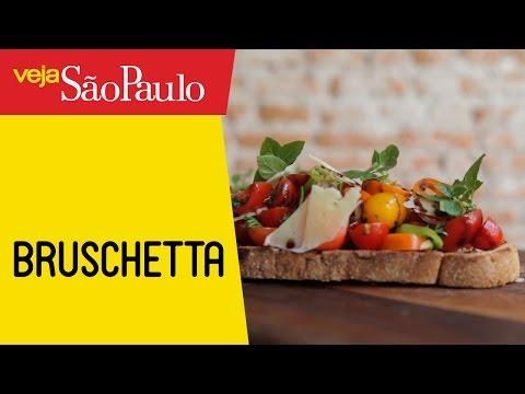 Rceita: Bruschetta