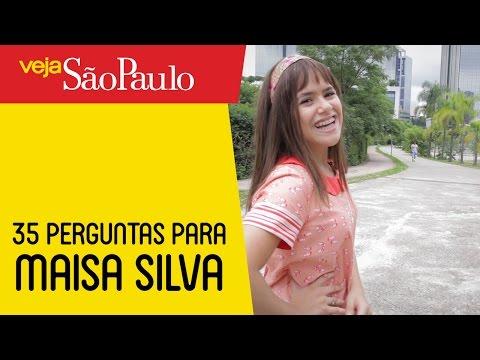 Maisa Silva no Set de Filmagem de Carrossel 2