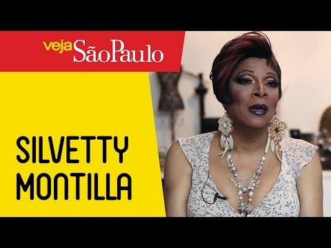 Silvetty Montilla, a drag queen que já foi oficial de justiça
