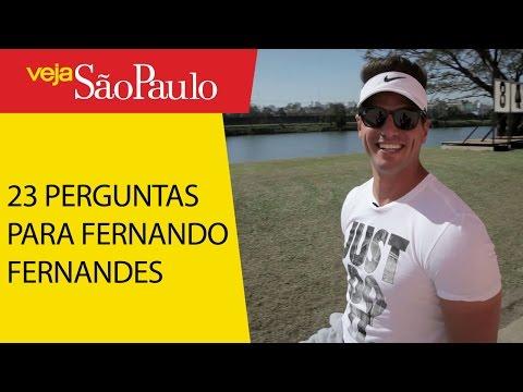 23 perguntas para Fernando Fernandes