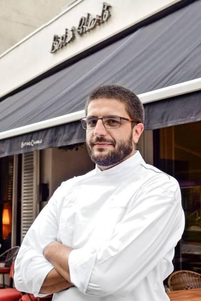 Receitas do chef Flavio Santoro