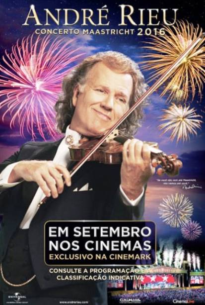 André Rieu - Concerto Maastricht