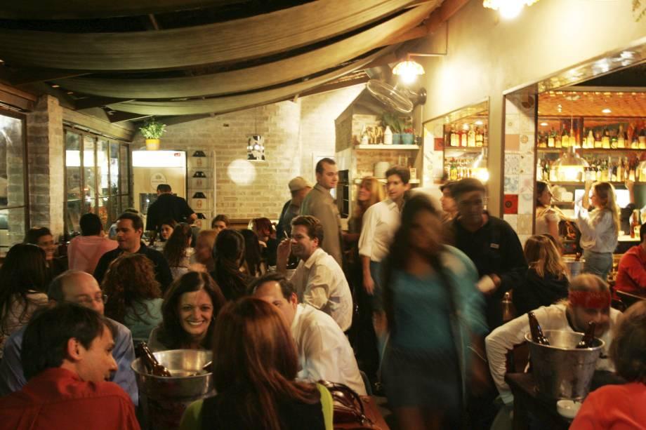 Bar Vaca Véia, no Itaim Bibi