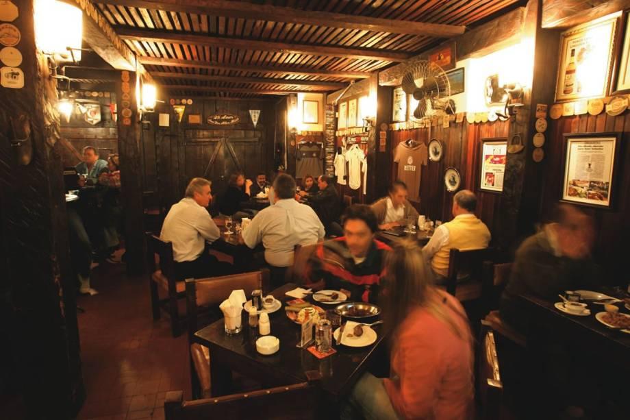 O bar Zur Alten Muhle: reduto de alemães