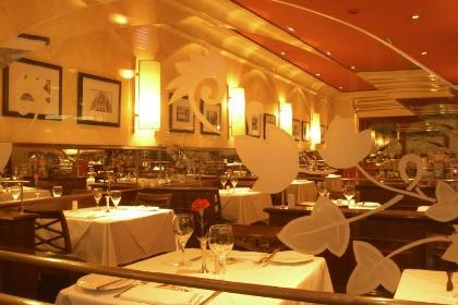 Salão do Chef Rouge