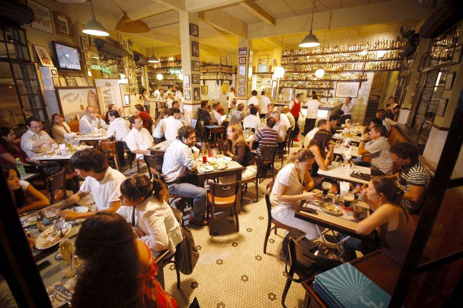 Pirajá é um dos bares mais tradicionais de São Paulo