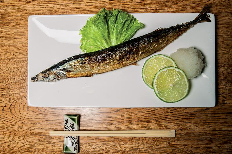 O pescado do Pacífico