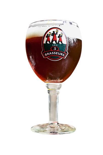 Cerveja artesanal: ambrée