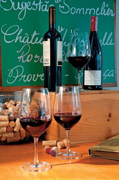 Vinhos sem taxa