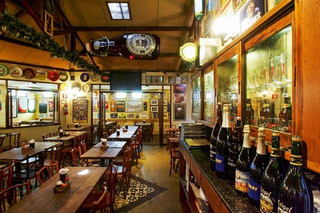 O espaço cervejeiro