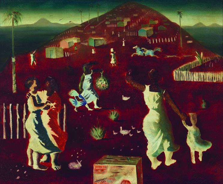 O pintor e a modelo (1963) de Pablo Picasso