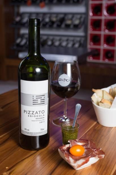 O tinto Pizzato 2011 é elaborado com a pouco conhecida uva francesa egiodola na Serra Gaúcha