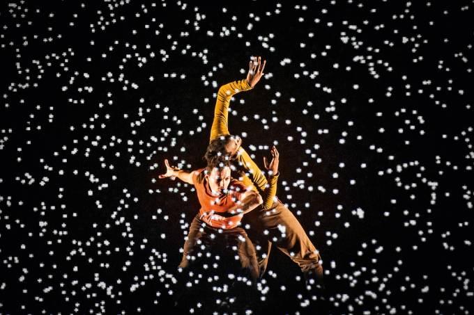 Compagnie Käfig com a coreografia Pixel