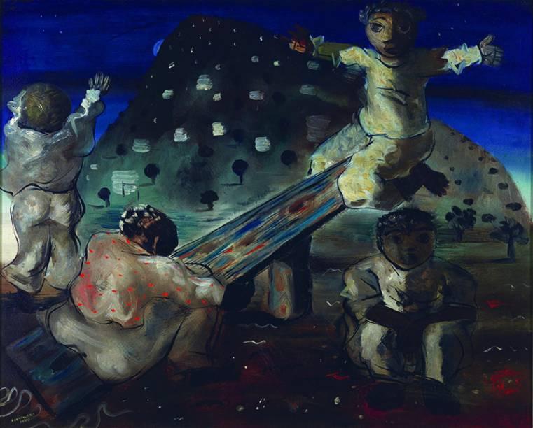 Cabeça de mulher (Fernande) de Picasso (1910)