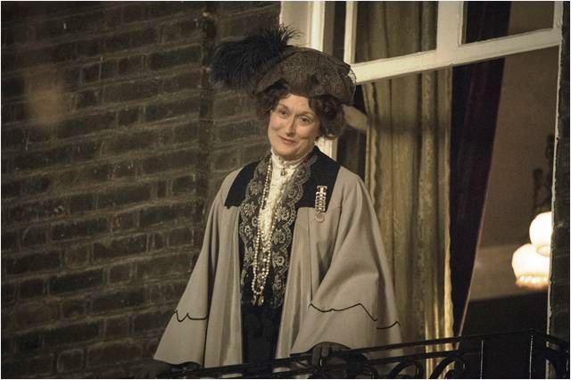As Sufragistas: a atriz Meryl Streep