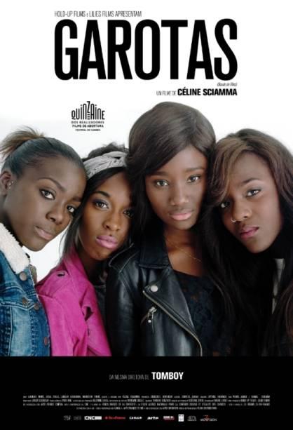 Garotas: pôster do filme