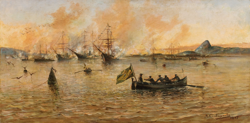 Obras feitas entre os séculos XVII e XIX integram Arte no Brasil até 1900