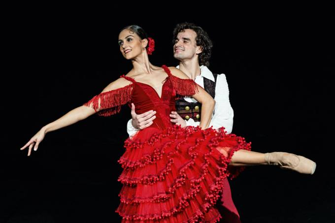 São Paulo Cia. de Dança – O Sonho de Dom Quixote
