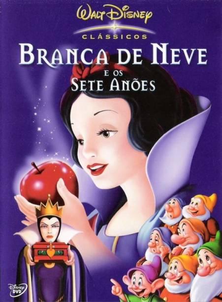 Branca de Neve e os Sete Anões: pôster do filme