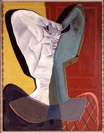 Arlequim (1926) de Salvador Dalí
