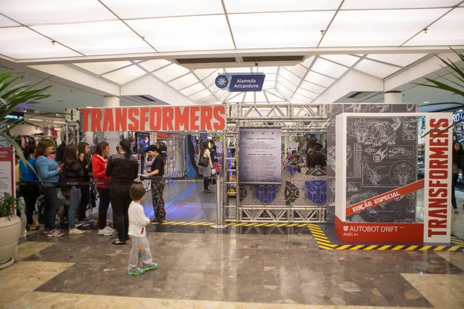 Espaço Transformers