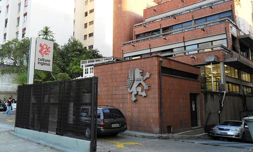 Escola Cultura Inglesa, unidade de Pinheiros