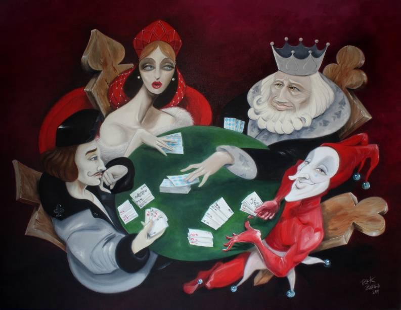 O escolhido de Buddy Valastro vai apresentar vinte obras, entre esculturas e quadros em óleo sobre tela com o tema pop art