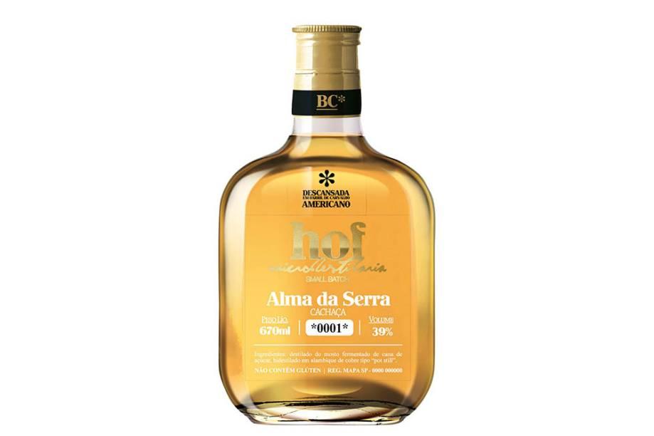 Cachaça, R$ 77,99. HOF Destilaria para Licoretto Bebidas.