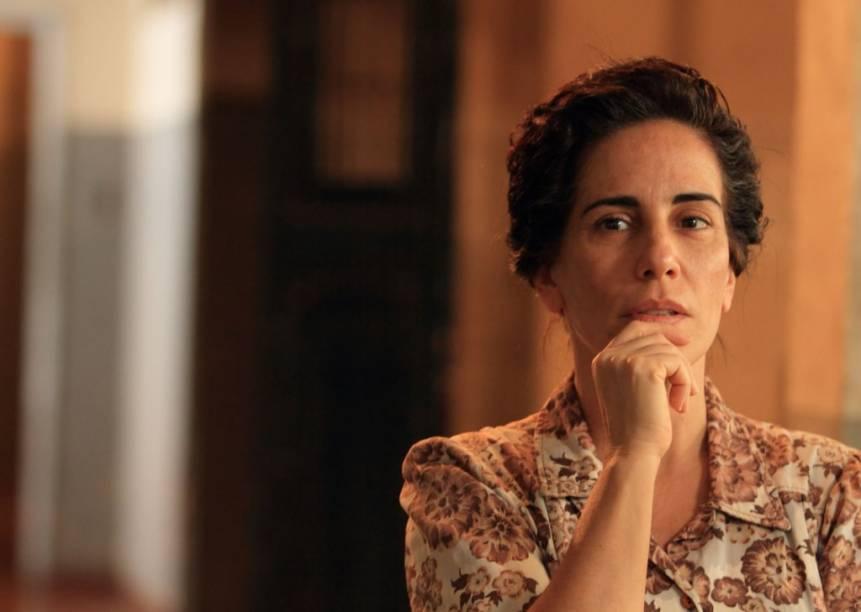 Nise - O Coração da Loucura: Glória Pires no papel da doutora Nise da Silveira