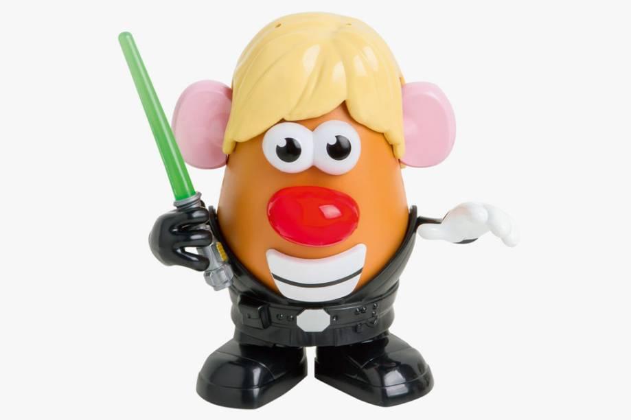 """Sr. Cabeça de Batata em versão Luke """"Frywalker"""""""