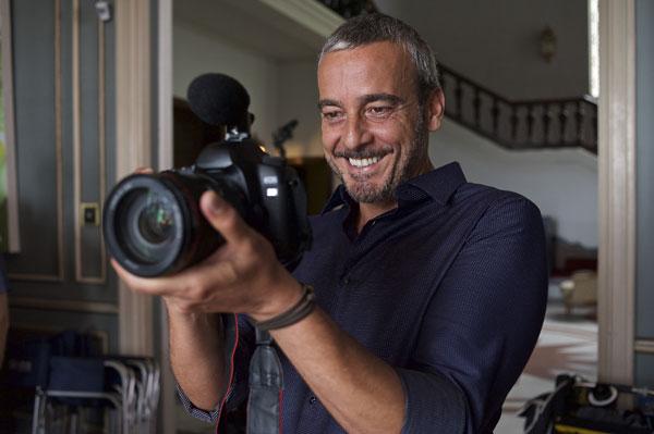 Bem Casados: Alexandre Borges no papel do solteirão Heitor