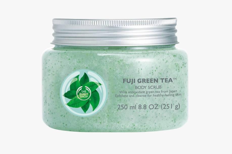 Sorbet hidratante feito com ingredientes naturais