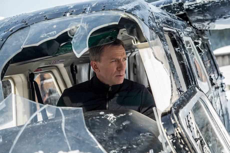 007 Contra Spectre: Daniel Craig está de volta no papel do famoso agente