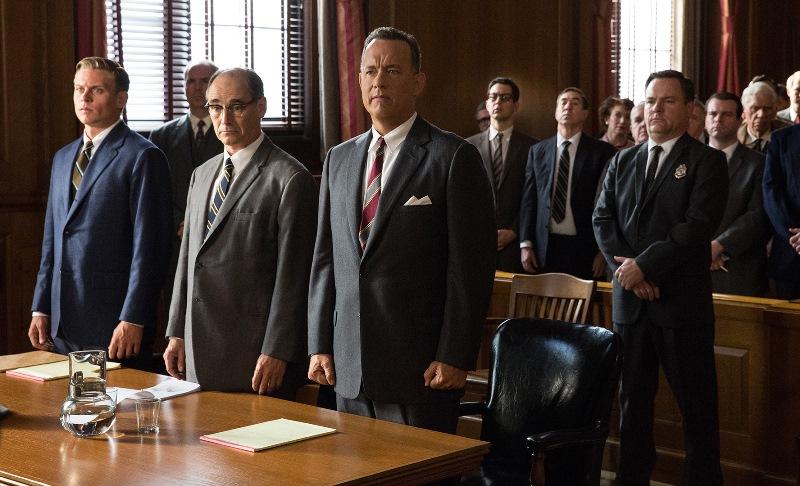 Ponte dos Espiões: Tom Hanks, no papel do advogado James Donovan