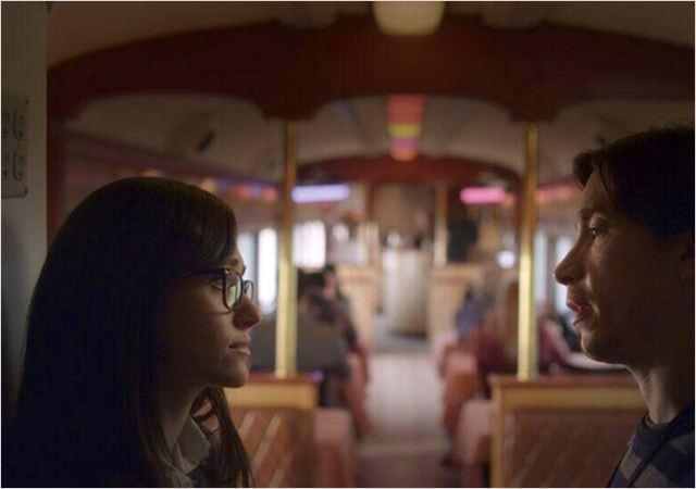 Eu Estava Justamente Pensando em Você: Emmy Rossum e Justin Long