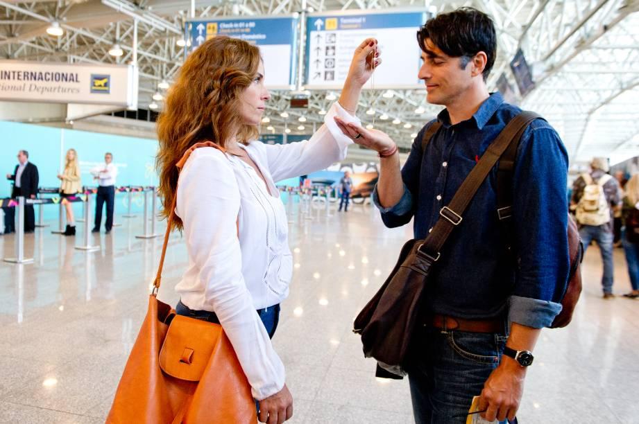 Comédia romântica é estrelada por Giovanna Antonelli eReynaldo Gianecchini