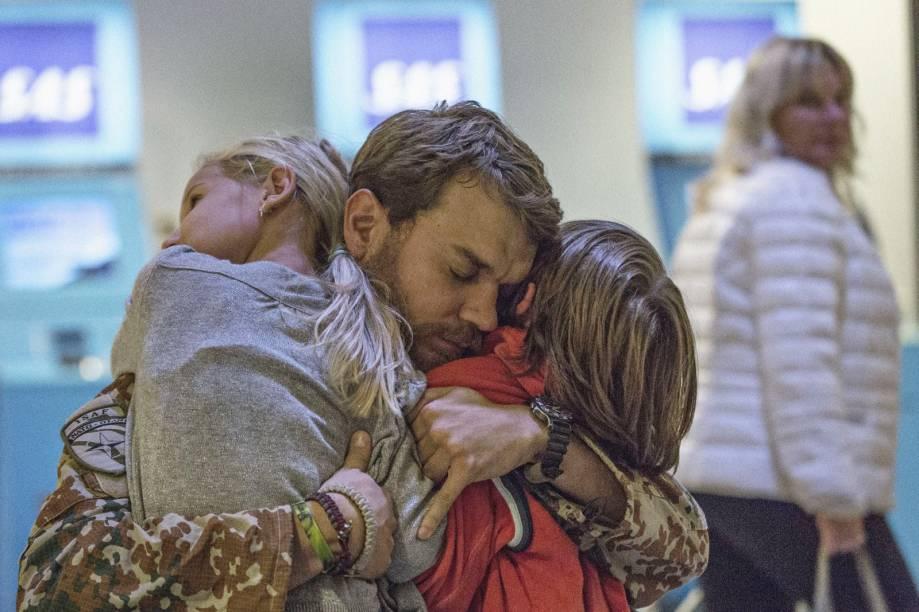 Guerra: a Dinamarca indicou ao drama para concorrer a uma vaga ao Oscar 2016 de melhor filme estrangeiro