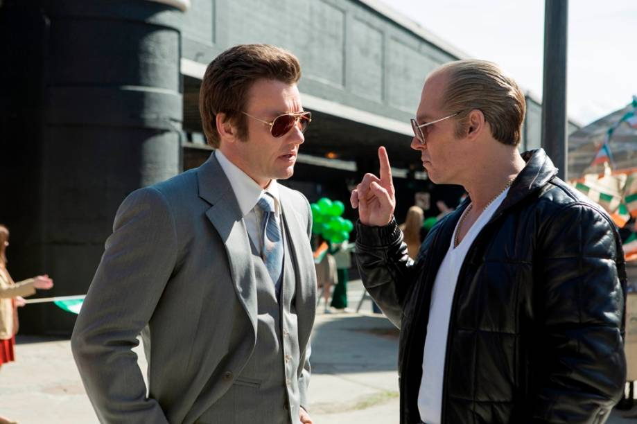 Aliança do Crime: filme do diretor Scott Cooper tem Johnny Depp no elenco