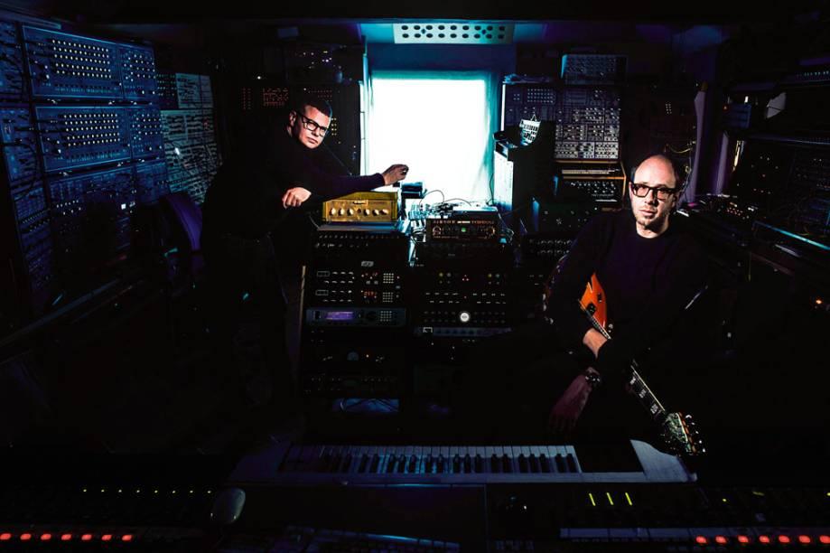 Veteranos do eletrônico: duo The Chemical Brothers