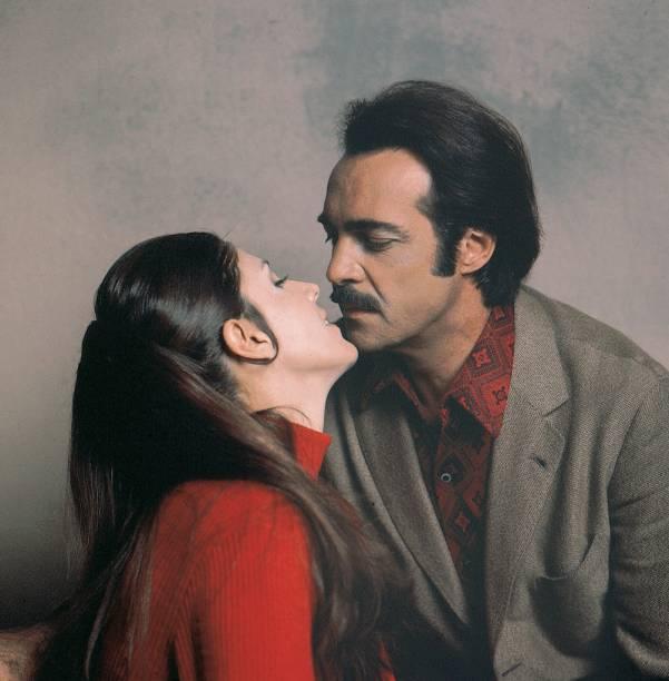 Cena romântica com Carlos Alberto em <em>Eu Compro Esta Mulher</em>