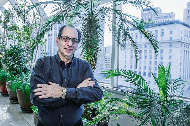Ricardo Patah, do PSD: o sindicalista de Kassab