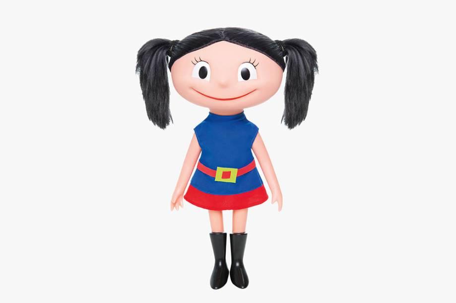 Boneca do desenho animado O Show da Luna que emite som