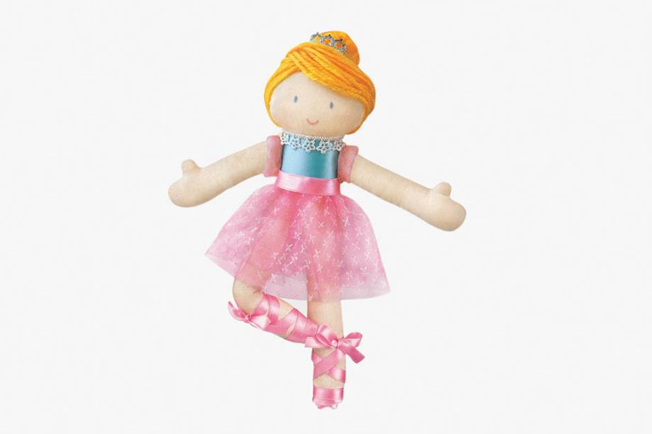 Kit para criar a própria boneca de pano