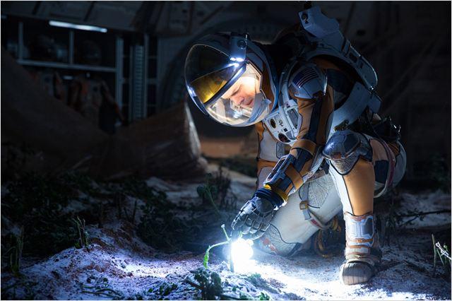 Perdido em Marte: após uma tempestade, o astronauta Mark Watney é dado como morto e deixado para trás