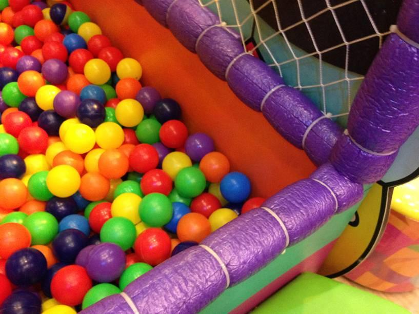 Play Space: espumas de proteção bem presas